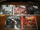 Misery Index / 5CD JAPAN Dying Fetus Carcass OOP!!!!!!!!!!!! C7