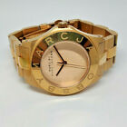 Ladies Rose Gold Plated Marc By Marc Jacobs Watch Model MBM3127