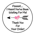 30 THANK YOU PACKAGE DELIVERY 15 INCH LABELS ROUND STICKERS