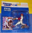 1996 WILL CLARK Texas Rangers * FREE s/h * Starting Lineup