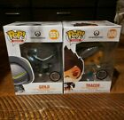 Funko Pop! Overwatch 2 Blizzcon Exclusive Tracer and Genji