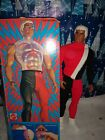 Pulsar Mattel 1976 The Ultimate Man of Adventure 13Action Figure With Box