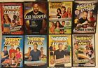 8 Biggest Loser Bob Harper workout DVD lot pure burn super stretch boot camp max
