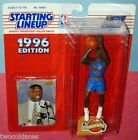 1996 ext LARRY JOHNSON 1st New York Knicks NM/MINT * FREE s/h * Starting Lineup