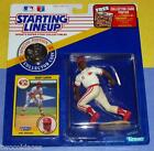 1991 BARRY LARKIN Cincinnati Reds #11 * FREE s/h * NM- Starting HOF Lineup