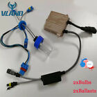 Pair 12V D2H HID Xenon KIT with Ballast Suit Headlight Replacement Light Bulbs