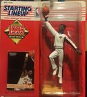 Patrick Ewing New York Knicks 1995 Starting Lineup Georgetown Basketball HOF NIB