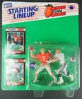 STARTING LINEUP ONE ON ONE 'ELWAY & LONG' FOOTBALL 1989 ON CARD