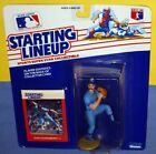 1988 DAN QUISENBERRY Kansas City Royals NM- Rookie * 0 s/h* sole Starting Lineup