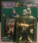1998 Dan Marino Miami Dolphins Football Starting Lineup Hall Of Fame Pittsburgh