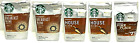Starbucks Ground Coffee Variety Pack 5 12 oz bags Past Best if Used By Date