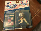 Vintage 1989 Starting Lineup Andre Dawson Figurine and Card Set