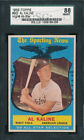 SCREAMING SGC 8 NM-MT AL KALINE HOF 1959 TOPPS HIGH #562 CROSS-GRADE CARD! *ABC