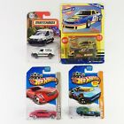 Lot of 4 Hot Wheels Matchbox Drift Rod Cadillac Sixteen Pizza Sunoco 47