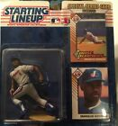 Marquis Grissom Montreal Expos 1993 Baseball Starting Lineup