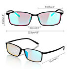 Square Frame Corrective Color Blind Glasses Red Green Colorblindness Outdoor US