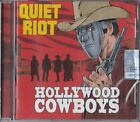 QUIET RIOT - Hollywood cowboys ( 2019 Frontiers cd / Brand new & sealed)