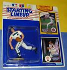 1990 MIKE SCOTT Houston Astros * FREE s/h * Starting Lineup + 1981 Mets card