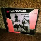 *Rare* THE CHASERS - SOMETHING'S GOTTA GIVE CD Pyramid 1989 Prod. Jiff Hinger