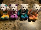 Beanie Babies Coin Bears State Coins Attached
