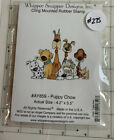 Whipper Snapper Designs Inc ay859 Puppy Chow Cling Mount 275