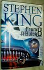 FROM A BUICK 8 by Stephen King Scribner Signed First Edition 2002