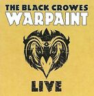 The Black Crowes ,Warpaint 2 CD Set New! Album Plus Live Concert Rock Free ship