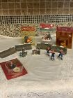 Lemax,  Dept. 56, Santa Workbench Christmas Village Acces. Lot of 13     Feb-6