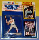 1990 JODY REED Boston Red Sox NM * FREE s/h * sole Starting Lineup + 1988 card