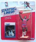 1988 ROOKIE STARTING LINEUP - SLU - NBA - DANNY MANNING - LOS ANGELES CLIPPERS