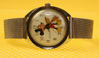 Men's Vintage MICKEY MOUSE by TIMEX Electric Semi-Mechanical Watch ENGLAND