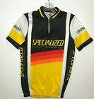 Vintage Specialized cycling 1 4 zip jersey size small