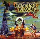 Demonic Plague;  Tribute to Death; Death Metal CD, Various Artists - NEW, SEALED