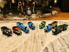 Thomas The Train Wooden - TALKING LIGHTS UP Gordon, Salty, Emily, Percy, Diesel