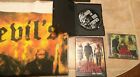 Devils Rejects Lot - MUST LOOK - Promotional / DVD / Signed Zombie / Dr Satan