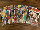 Lot Of 24 Marvel Comics Various Grades All Good Condition 1993s To 2010