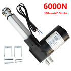 Heavy Duty 6000n 1320lbs Lift 12v Linear Actuator Motor Controller Switch Kit Do