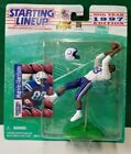 1997 Marvin Harrison Kenner Starting Lineup figure Indianapolis Colts SLU NFL RC
