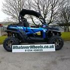 QUADZILLA ZFORCE 1000 EPS BLUE CFMOTO Z 4X4 ROAD LEGAL SPORTS SIDE BY SIDE BUGGY