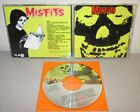 MISFITS S/T Collection 1 CD 1986 Press Made In Japan No UPC Glenn Danzig Samhain