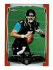 Complete Blake Bortles Rookie Card Gallery and Checklist 69