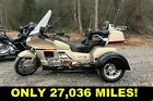 1991 Honda Gold Wing 1991 Honda Gold Wing  Air Ride Suspension on Trip Trike kit Reverse available