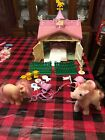 Vintage 1983 My Little Pony Lot Show Stable