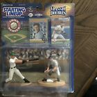 1999 STARTING LINEUP CLASSIC DOUBLES NOMAR GARCIAPARRA MAJOR & MINOR LEAGUE TMS
