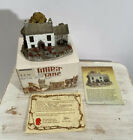 Lilliput Lane Brecon Bach Cottage with Deed 1986 ~ EUC ~ Handmade In Cumbria UK