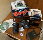 Canon EOS Rebel T4i 180MP DSLR Camera w EF S IS 18 55mm Lens