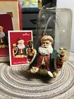 Hallmark Keepsake Ornament Jolly Old Kris Jingle Santa Claus Bell Christmas