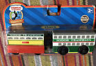 Learning Curve Wooden Thomas Train Flora & Tram! New!