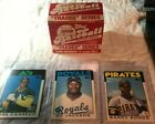 1986 Topps traded Set (Barry Bonds, Jose Canseco, Bo Jackson Rookie