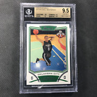 2008-09 Bowman RUSSELL WESTBROOK Rookie Card #114 BGS 9.5